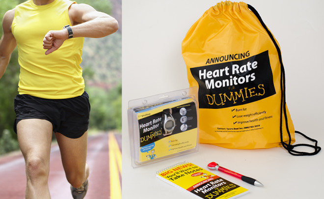 Heart Rate Monitors for DUMMIES