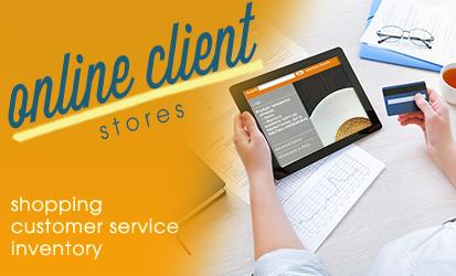 Online Client Stores