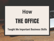 How the office taught me important business skills