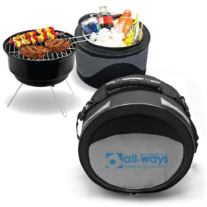 2 in 1 bbq cooler