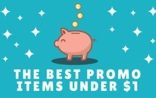Best Promo Items Under $1