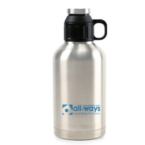 Double Wall Stainless Growler