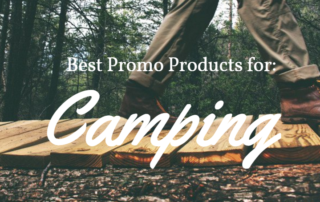 best promo products for camping
